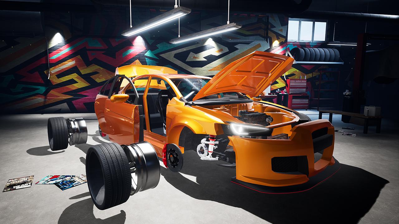 Super Street: Racer Screenshot 1