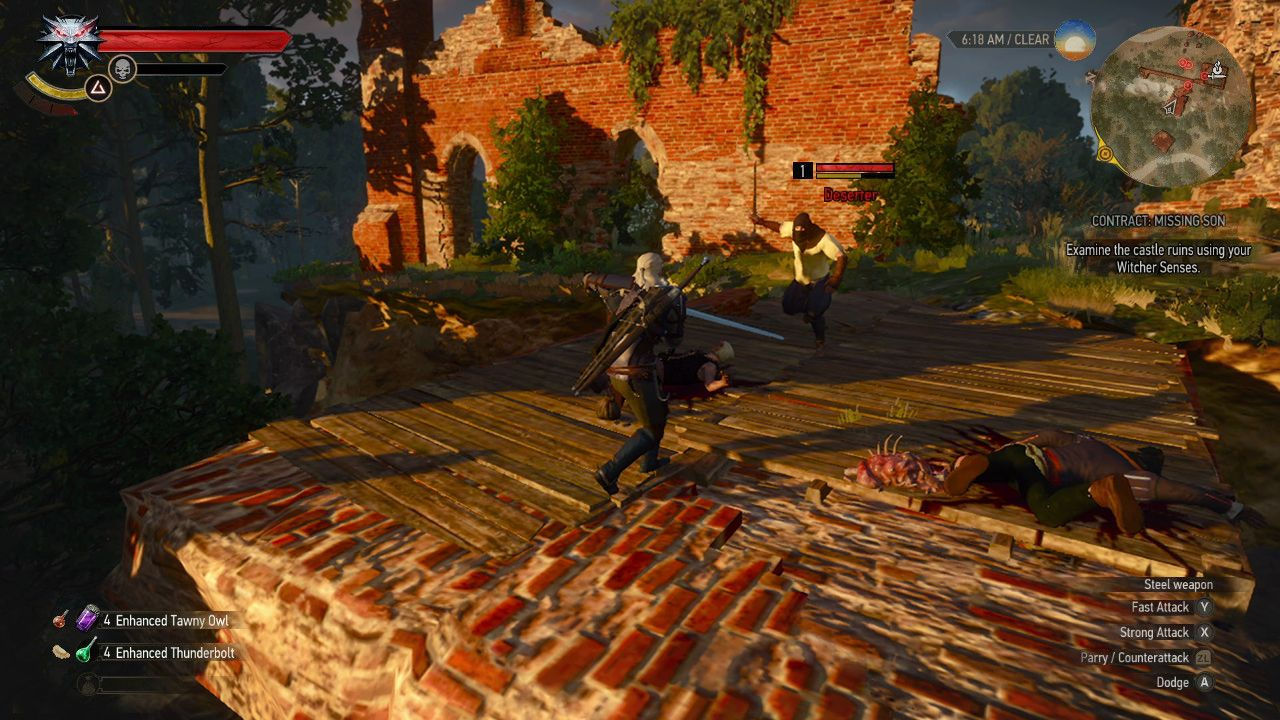 The Witcher 3: Wild Hunt Complete Edition Review Screenshot 2