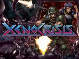 Xeno Crisis Logo