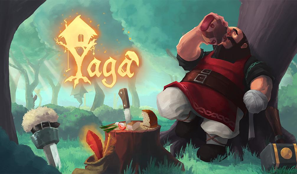 Yaga Logo