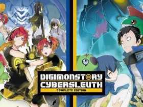 Digimon Story Cyber Sleuth: Complete Edition Review Header