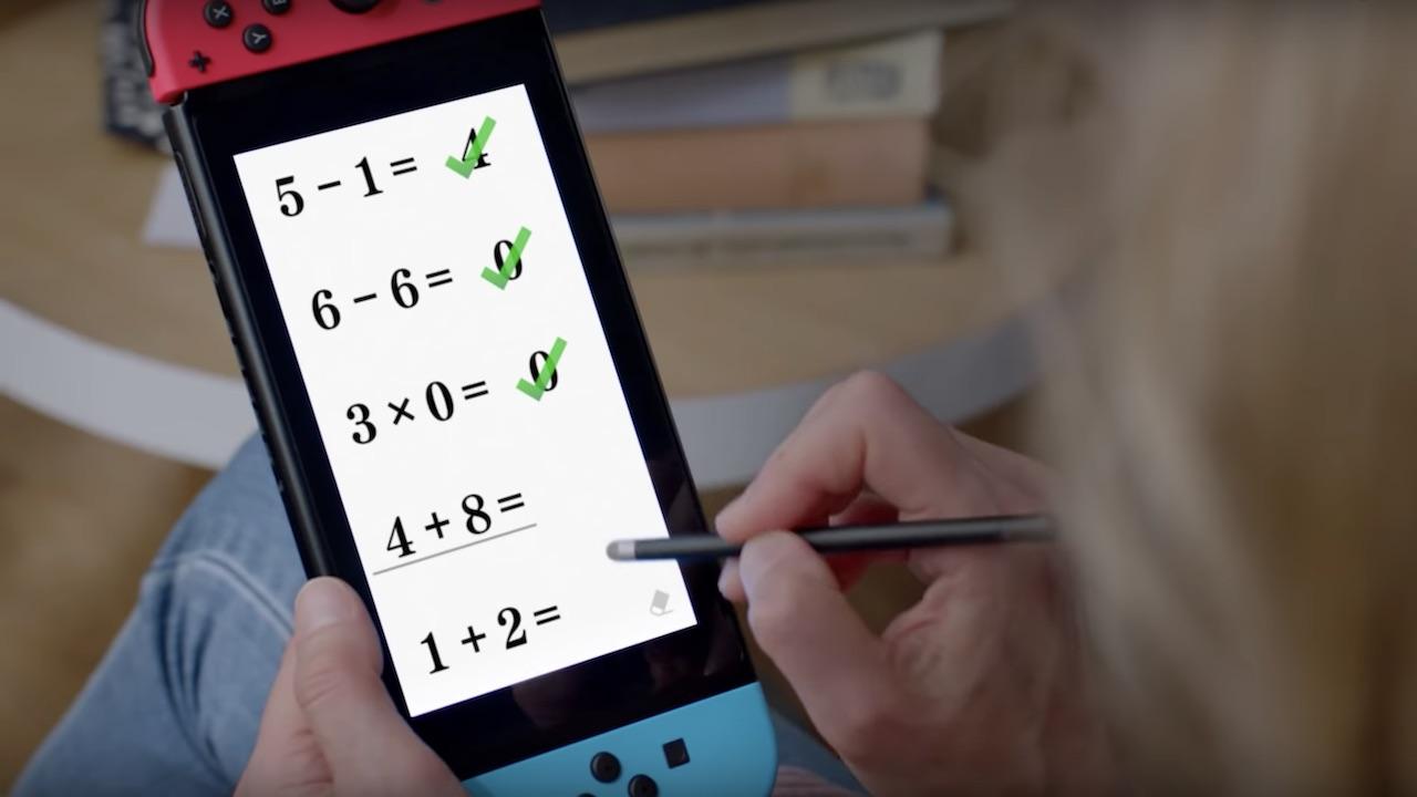 Dr Kawashima's Brain Training For Nintendo Switch Photo