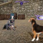Fire Emblem: Three Houses Dog Screenshot