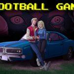 Football Game Logo