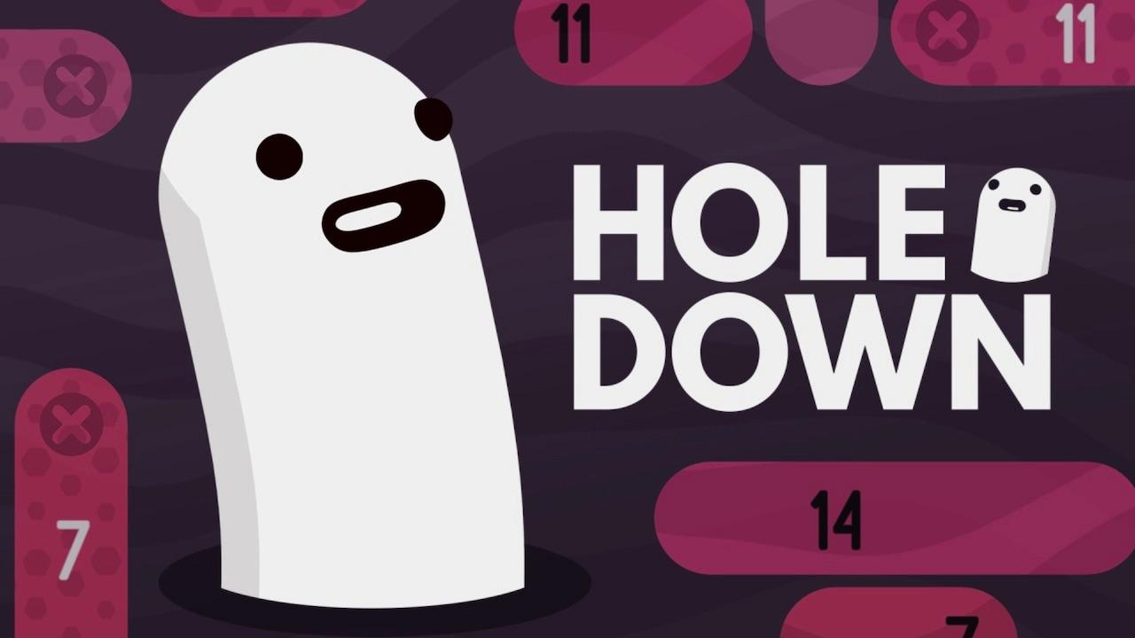 Holedown Logo