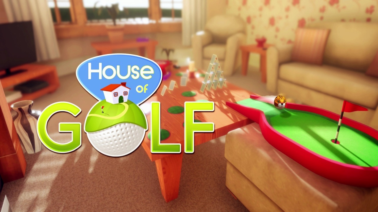 House Of Golf Logo