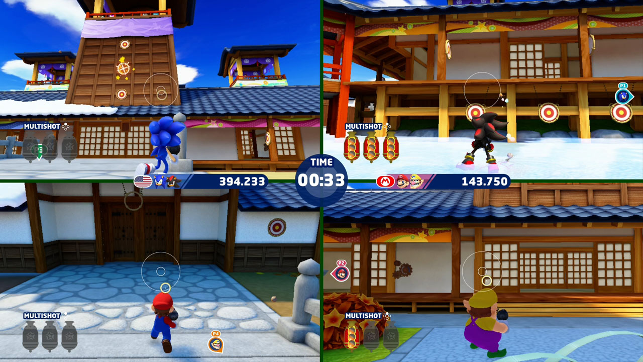 Mario and Sonic at the Olympic Games Tokyo 2020 Review Screenshot 5