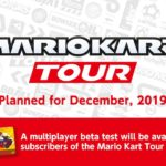 Mario Kart Tour Multiplayer Beta Test Image