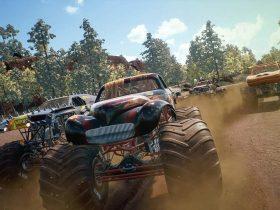 Monster Jam Steel Titans Screenshot