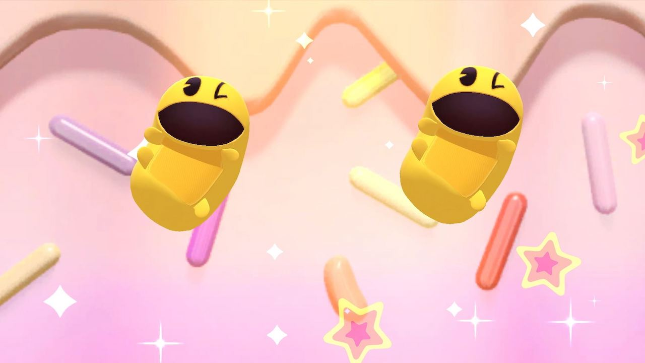 PAC-MAN Disney Tsum Tsum Festival Screenshot