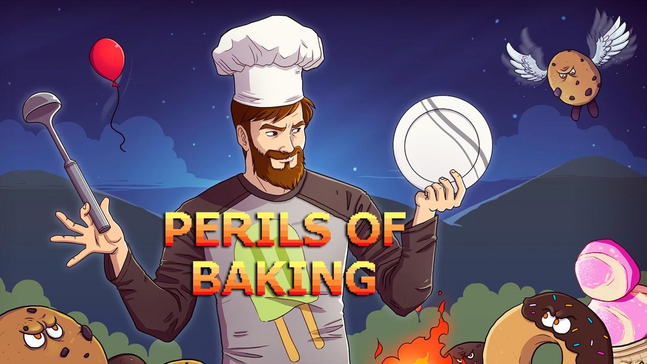 Perils Of Baking Logo