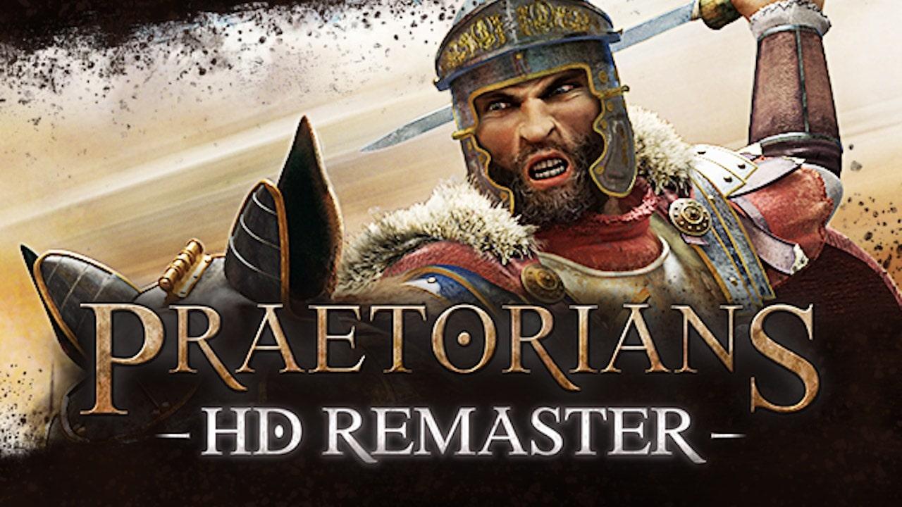 Praetorians HD Remaster Logo