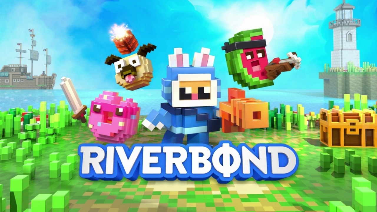 Riverbond Logo