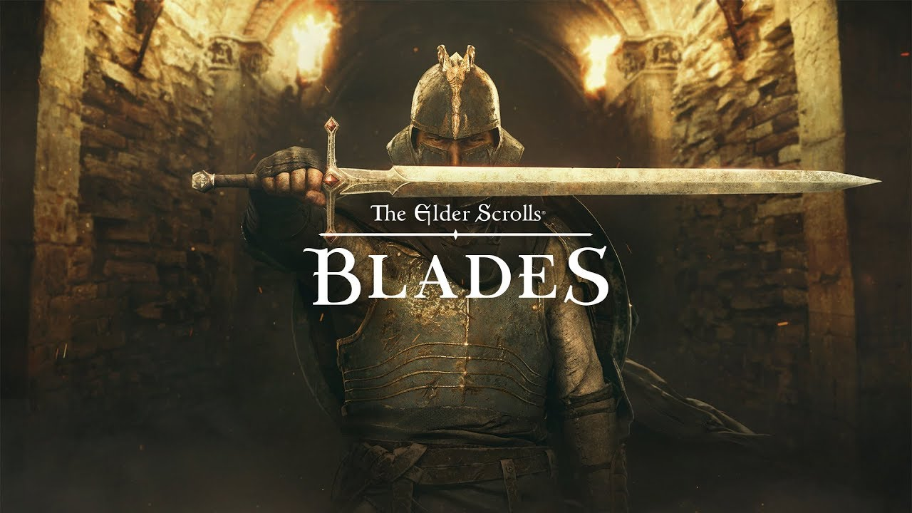 The Elder Scrolls: Blades Logo