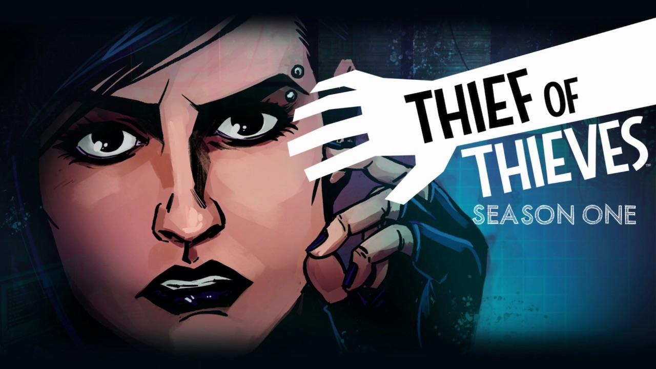 Thief Of Thieves: Season One Logo