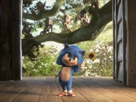 Baby Sonic The Hedgehog Screenshot