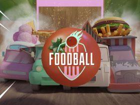 FoodBall Logo