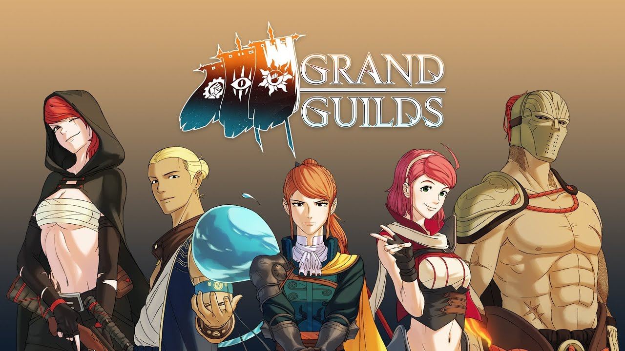 Grand Guilds Logo