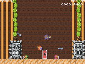 Link Super Mario Maker 2 Screenshot