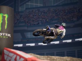 Monster Energy Supercross: The Official Videogame 3 Screenshot