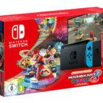 New Nintendo Switch Mario Kart 8 Deluxe Bundle Photo