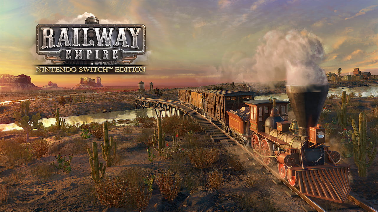Railway Empire: Nintendo Switch Edition Logo