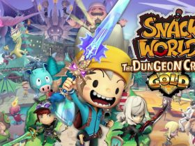 Snack World: The Dungeon Crawl Gold Logo