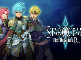 Star Ocean: First Departure R Review Header