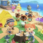 Animal Crossing: New Horizons Key Art