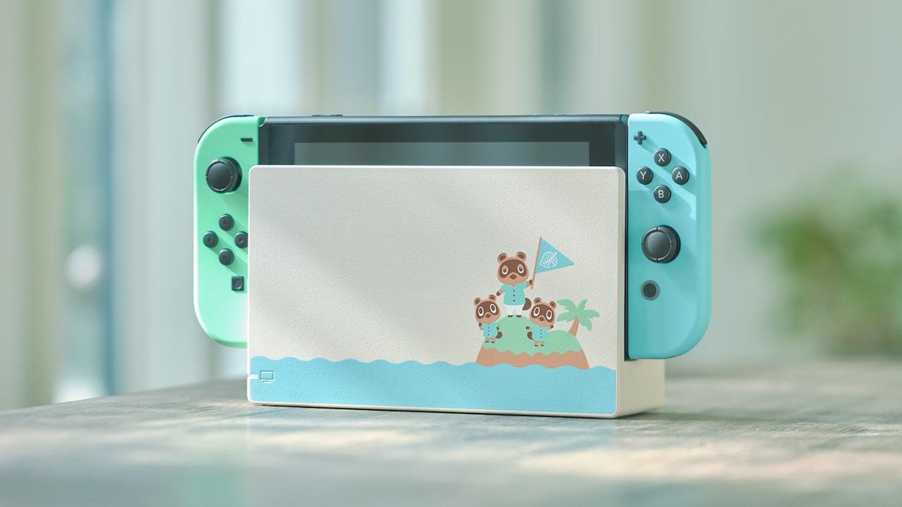 Animal Crossing: New Horizons Nintendo Switch Photo