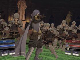 Fire Emblem: Three Houses Cindered Shadows Screenshot