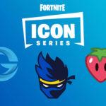 Fortnite Icon Series Skins Logo