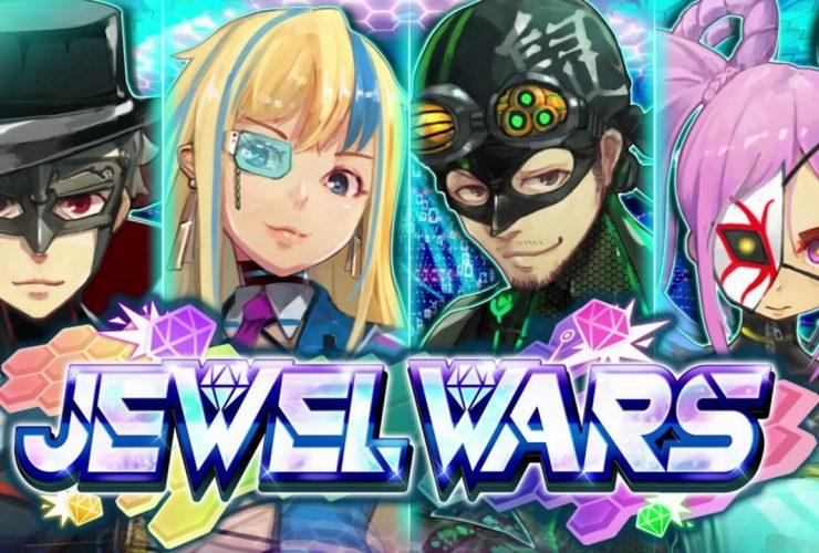Jewel Wars Logo