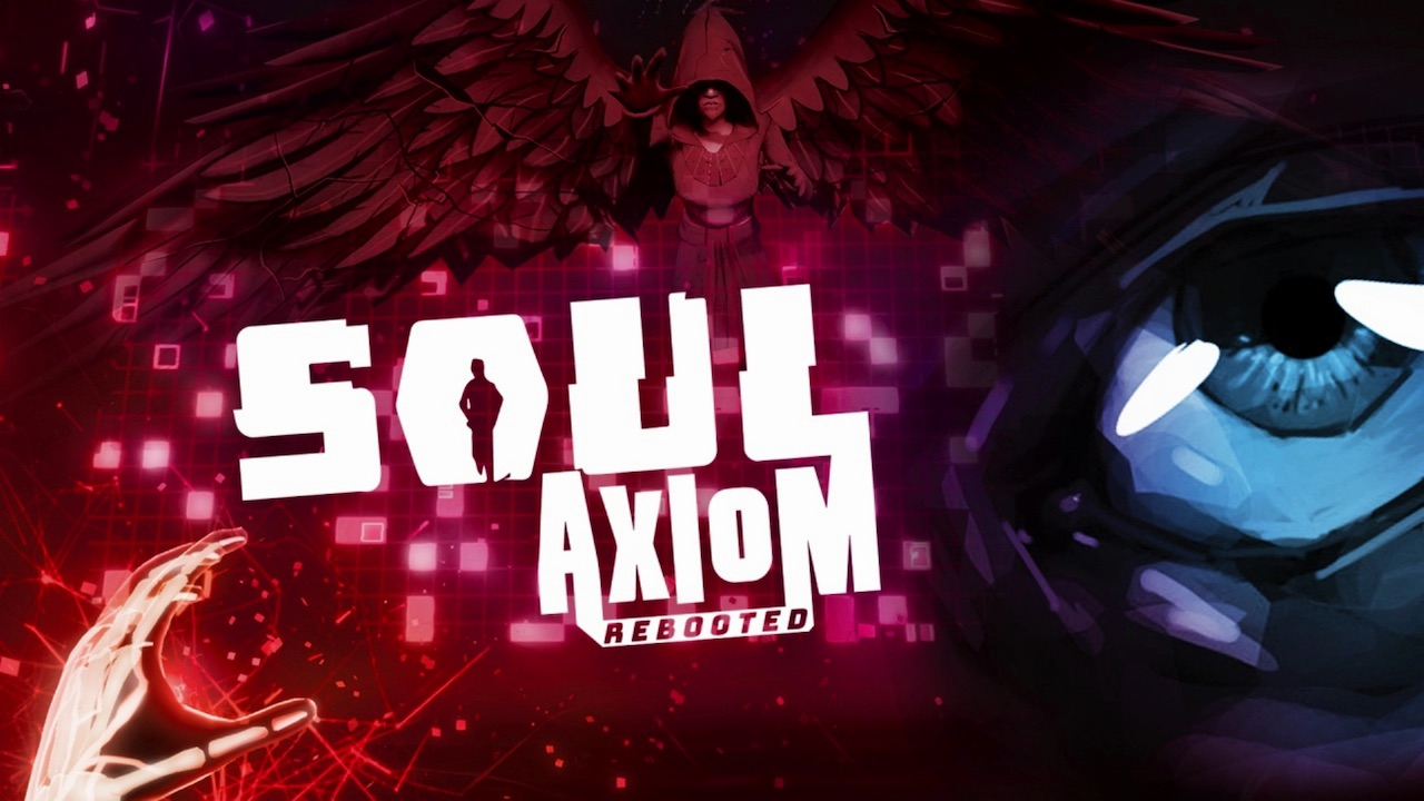 Soul Axiom Rebooted Logo