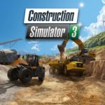 Construction Simulator 3 Logo