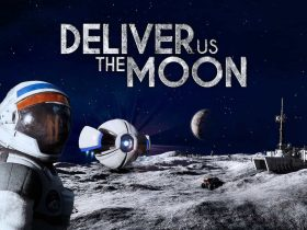 Deliver Us The Moon Logo