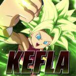 Dragon Ball FighterZ Kefla Screenshot
