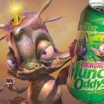 Oddworld: Munch's Oddysee HD Logo