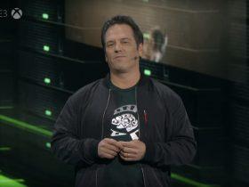Xbox Phil Spencer Photo