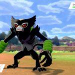 Zarude Pokémon Sword And Shield Screenshot
