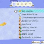 Animal Crossing New Horizons Bell Voucher Screenshot