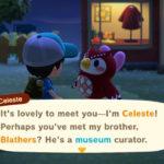 Animal Crossing New Horizons Celeste Screenshot