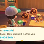 Animal Crossing New Horizons Insect Prices Screenshot
