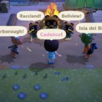 Animal Crossing New Horizons Island Names Screenshot
