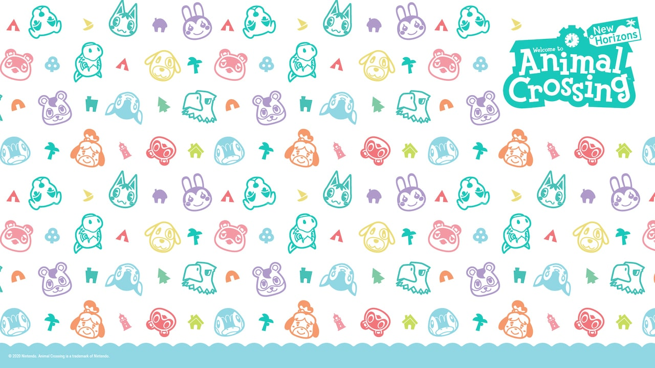 My Nintendo Adds Animal Crossing New Horizons Wallpapers
