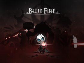 Blue Fire Logo
