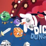 Dicey Dungeons Logo
