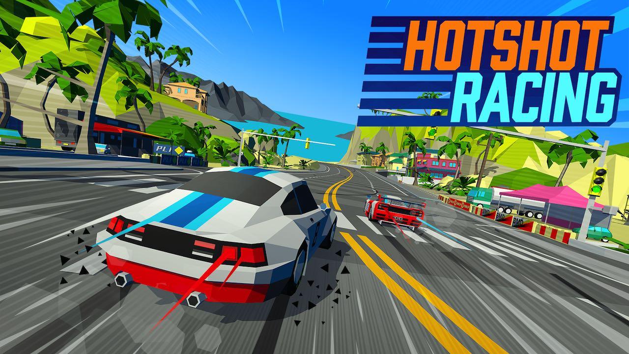 Hotshot Racing Logo
