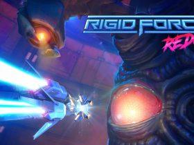 Rigid Force Redux Logo