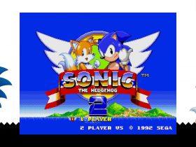 SEGA AGES Sonic The Hedgehog 2 Review Header